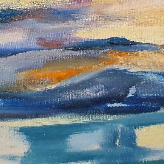 Seascape by Guy Roddon