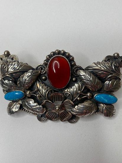 Mexico Silver Pendant
