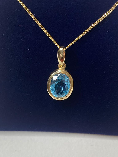 Vintage 9ctGold Necklace