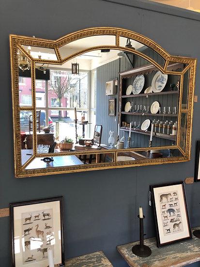 Neo Classical Gilt Mirror