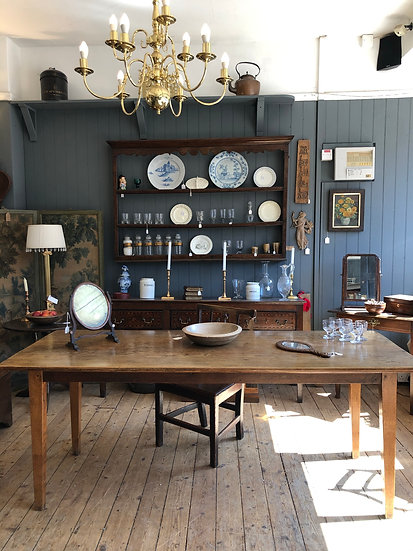 Ash Farmhouse Table