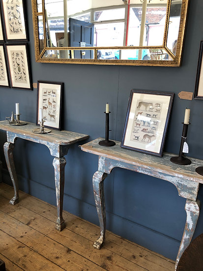 Mid 18th Century Console Tables