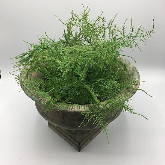 Corbieres Metal Planter