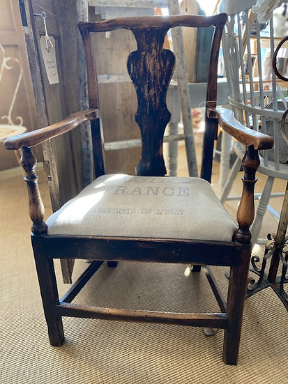 19C French Chair