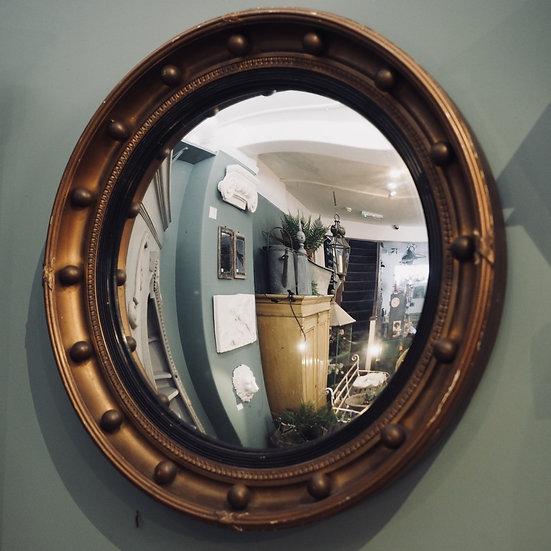 Butler's Porthole Mirror