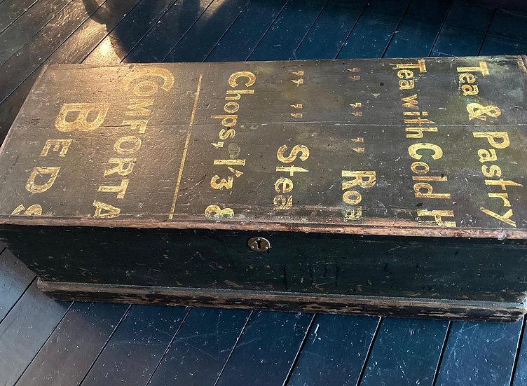 One-off Pine Box c1940