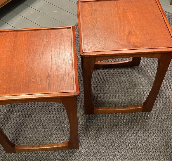 1960's Sofa Tables