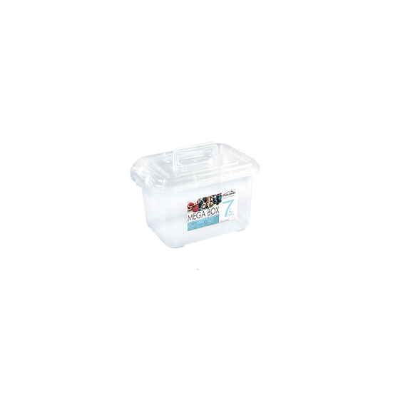 MG-636 MegaBox Storage box 6.5 liters w/ Handle