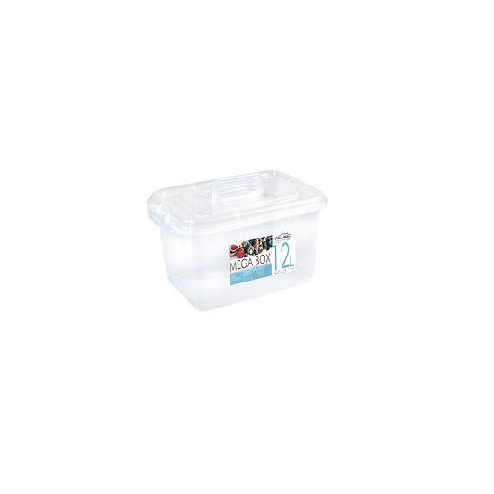 MG-637 Megabox Storage box 12 liters w/ Handle