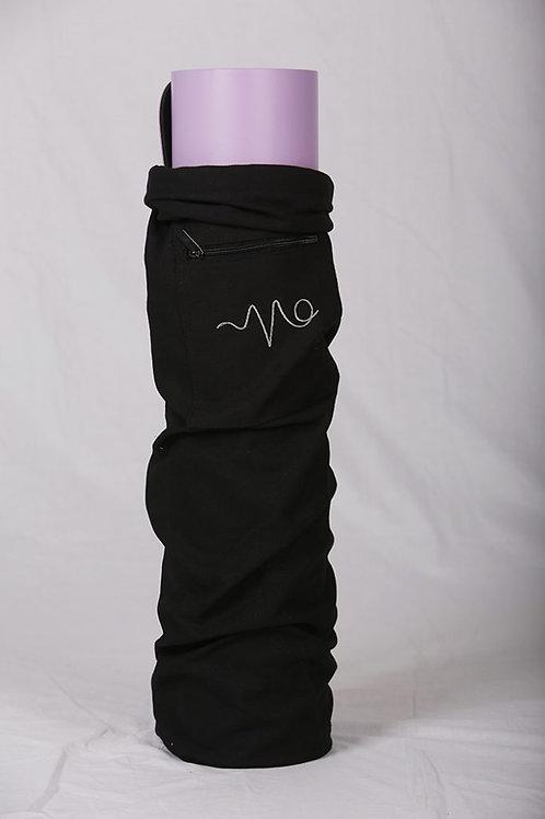 Canvas Yoga Mat Tote Bag