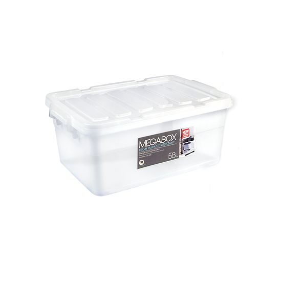 MG-683 MegaBox High-Impact Storage Box 58 liters