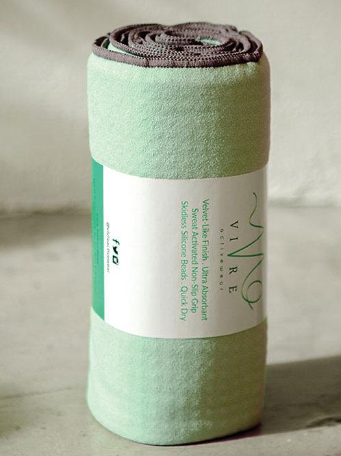 Active Power Grip Yoga Towel - Spearmint