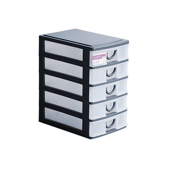 MG-167-5L MegaBox Small Desk Drawer 5 layers