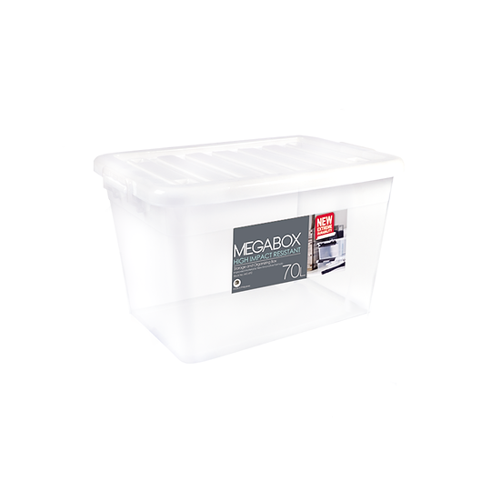 MG-696 MegaBox High-Impact Storage box 70 liters