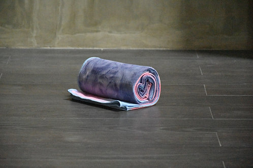 Unicorn Power Grip Hand Towel - Frosted Cotton Candy