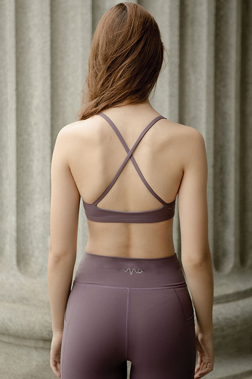 Break Free Performance Sports Bra - Arctic Dusk