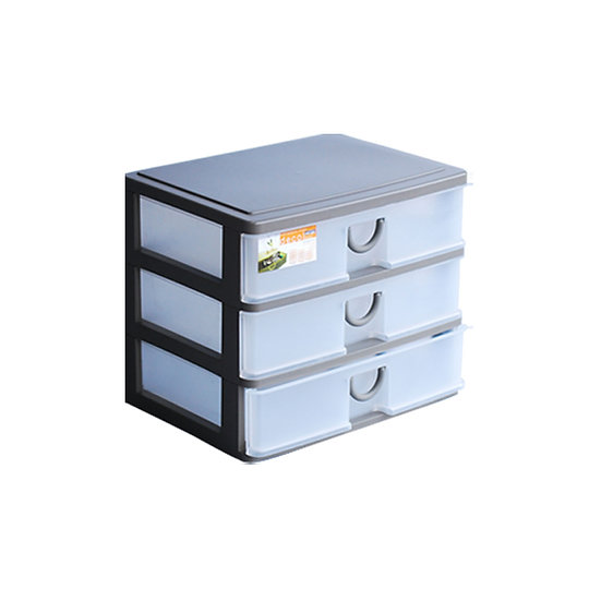 MG-168S-3L MegaBox Wide Desk Drawer 3 layers small