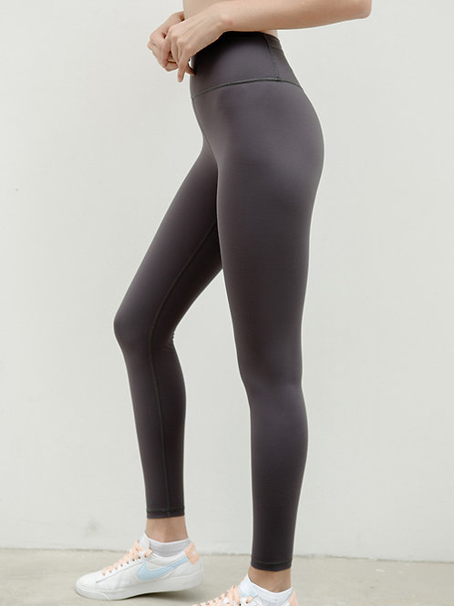 Novelty Elite Performance Tights - Blackened Pearl