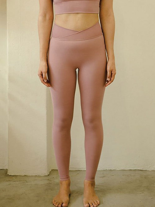 Acceptance Performance Tights - Ash Rose