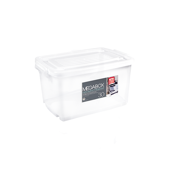 MG-500 MegaBox High-Impact Storage box 30 liters