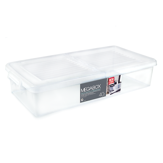 MG-693 Megabox Under-bed Storage box 40 liters