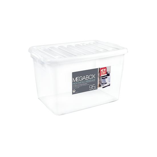 MG-699 MegaBox High-Impact Storage box 120 liters