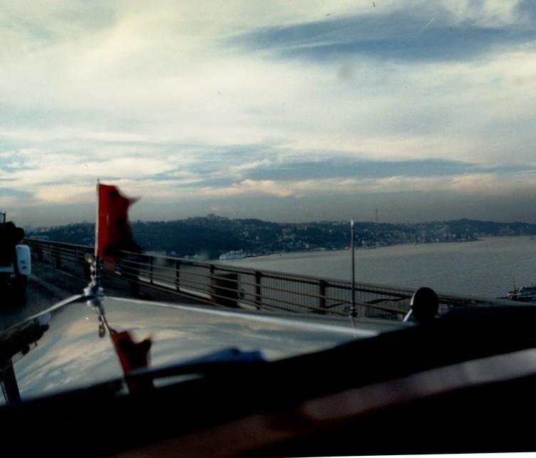 23 P2P East & west over Bosphorus.