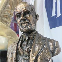 Buste d'Henry Royce