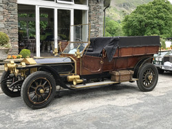 1907 Silver Ghost Wagonette