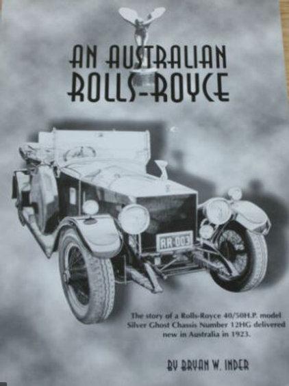 An Australian Rolls-Royce