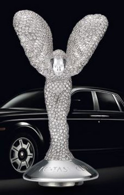 A Jewel Encrusted Lady