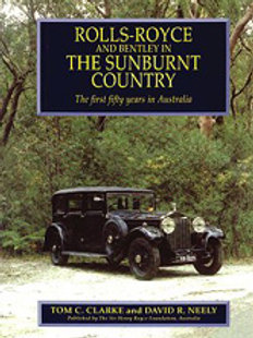Rolls-Royce & Bentley in The Sunburnt Country
