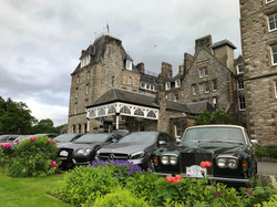 Athol Palace Hotel in Pitlochry