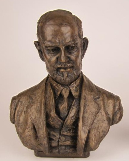 Sir Henry Royce - Bronze Bust