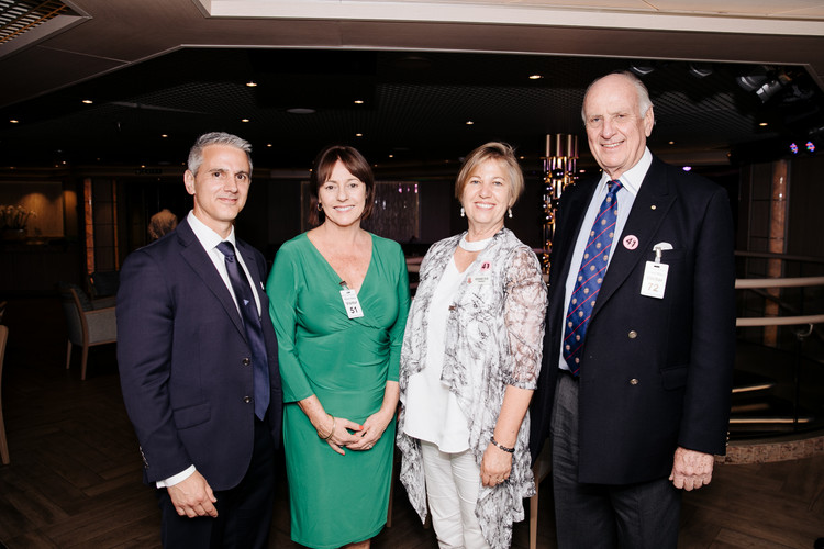 Megan Catterall - our Silversea Leading Lady