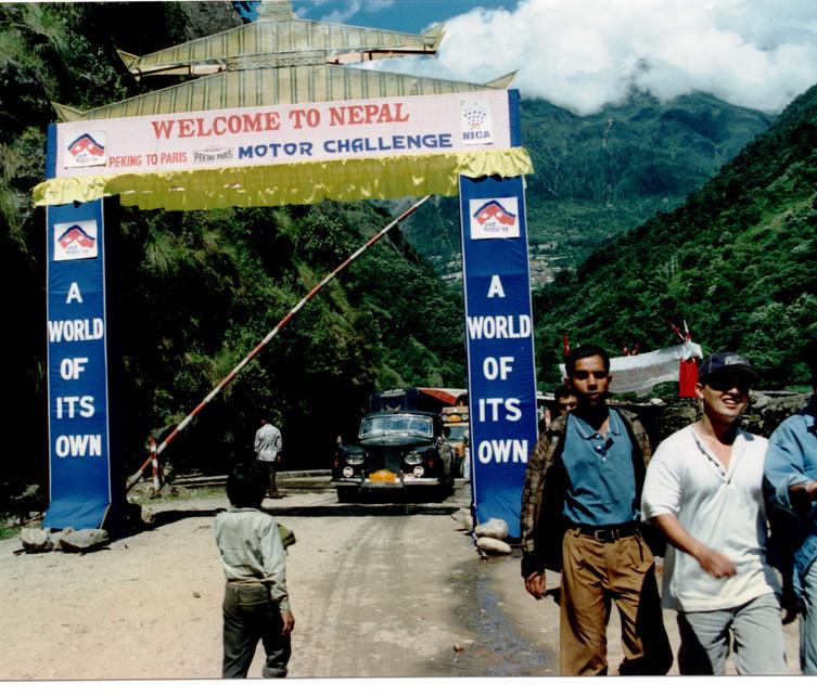 14 P2P Entering Nepal