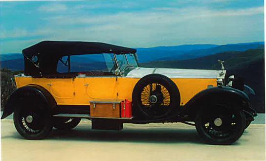 RR 1923 Silver Ghost Moran.bmp
