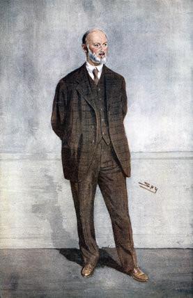 Sir Henry Royce portrait