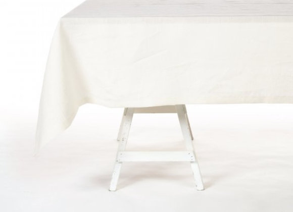 TIMMERY TABLE CLOTH OYSTER 172 x 275