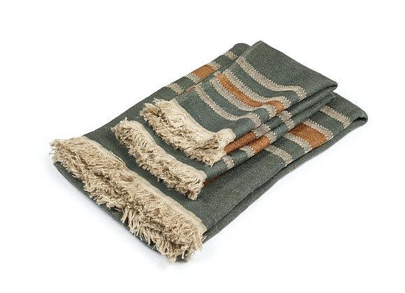 THE BELGIAN TOWEL  ALOUETTE 110 X 180