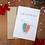 Thumbnail: Christmas Light Card