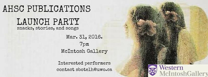 Publications Launch Party