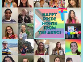 AHSC 2021 Pride Campaign