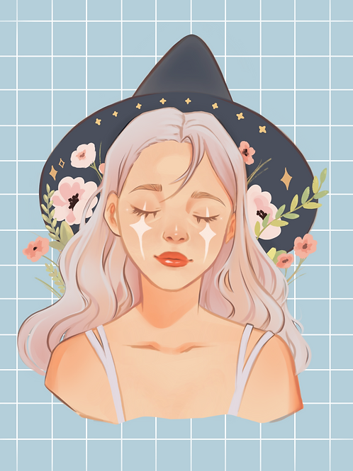 Floral Witch