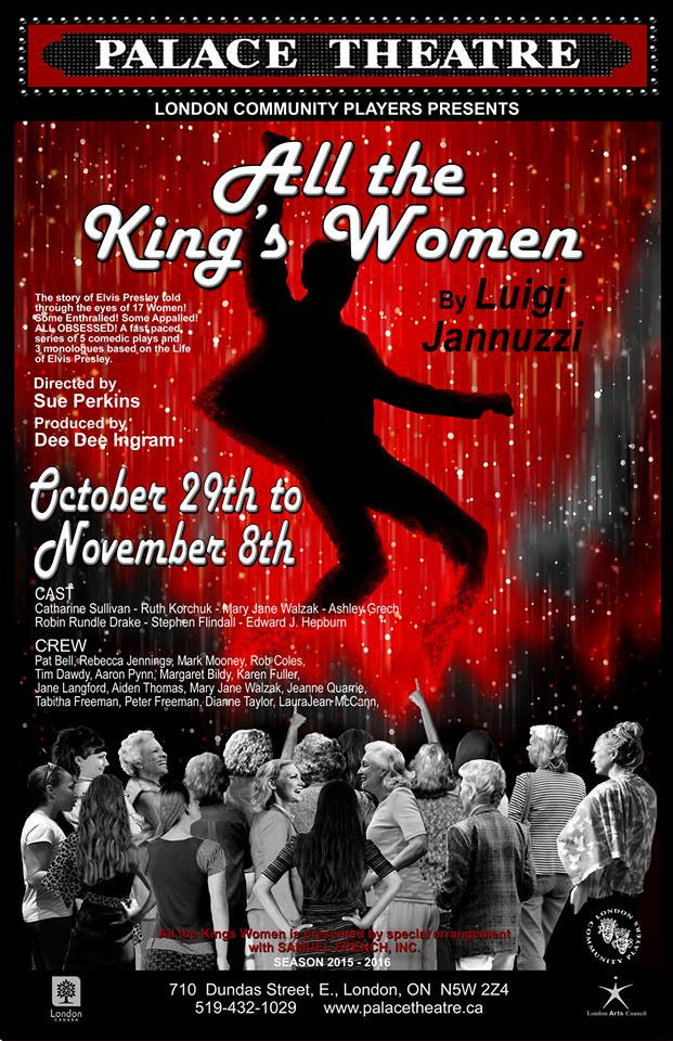 "Luigi Januzzi's, ""All the King's Women"""