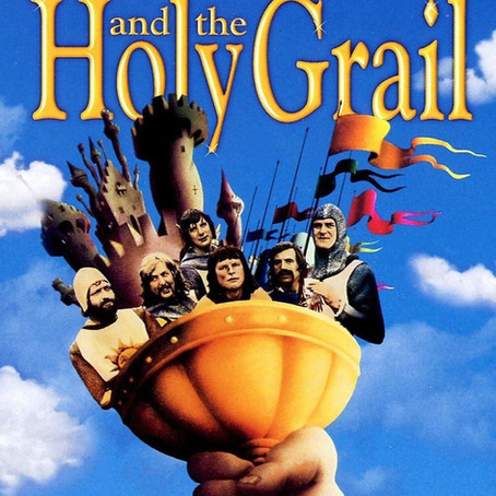 Monty Python and the Holy Grail Review