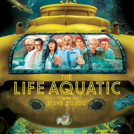 The Life Aquatic with Steve Zissou Review