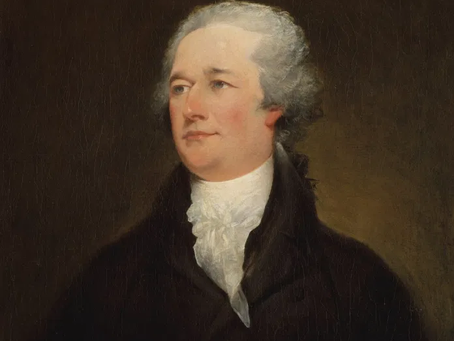 Alexander Hamilton: Centralist and Nationalist