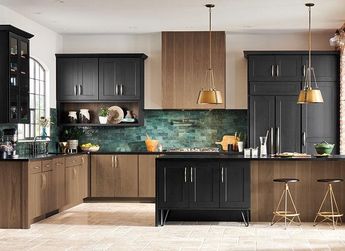 transitional_walnut_maple_kitchen_cabine