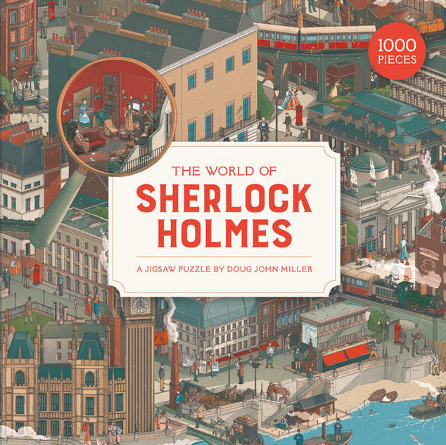 The World of Sherlock Holmes